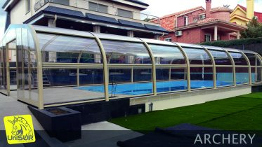 Cubiertas para piscinas UniSUR Cubiertas de piscina Madrid precios