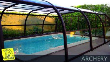 UniSUR Cubierta alta piscina Sevilla
