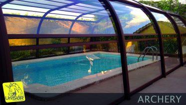 Cubiertas para piscinas UniSUR Cubierta piscina invierno