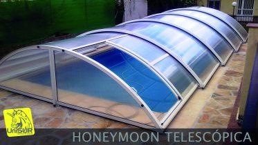 UniSUR Cubierta aluminio piscina