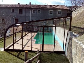 Cubierta alta Lleida casa rural