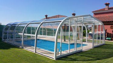Cubierta para piscina Alicante