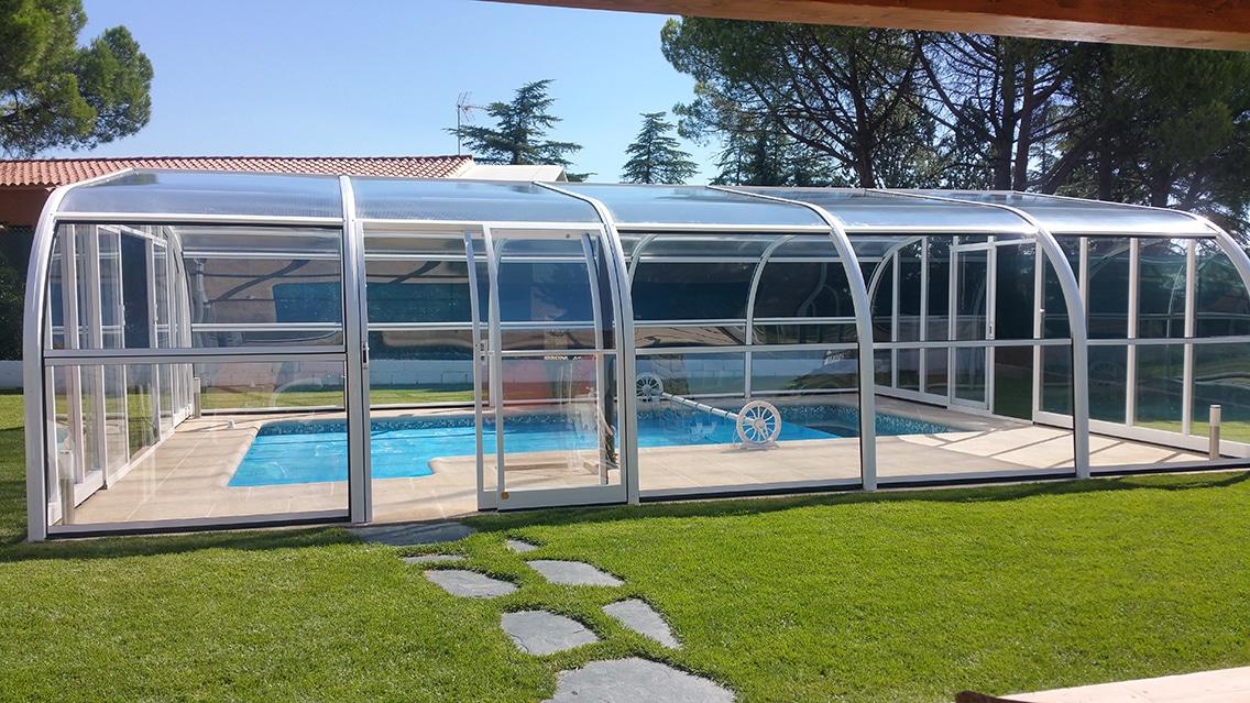 Cubiertas para piscinas archery cubiertas para piscinas for Cubiertas para piscinas madrid