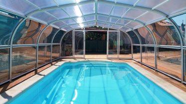 Cubiertas fijas para piscina Ciudad Real
