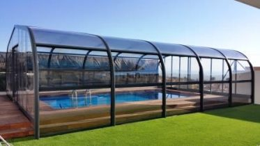 cubiertas para piscinas Alicante