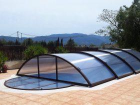 Cerramientos para piscina en policarbonato