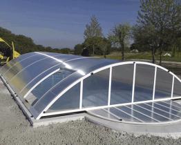 cubierta para piscina económica