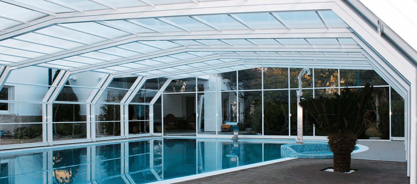 cubiertas para piscinas five portada